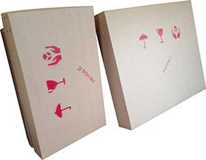 упаковка картин в картонные коробки