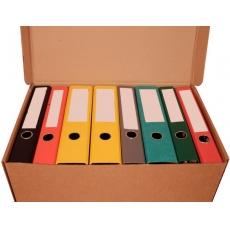 Архивный короб для хранения документов форматом А4