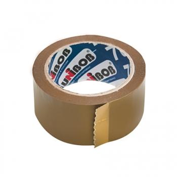 коричневый скотч для упаковки картонных коробок